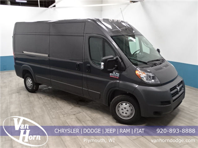 2018 ProMaster 2500 High Roof, Cargo Van #B206338N - photo 1