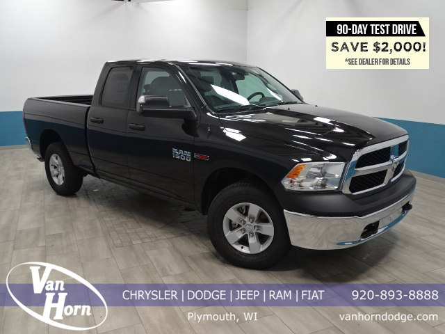 2017 Ram 1500 Quad Cab 4x4 Pickup #B206368N - photo 1