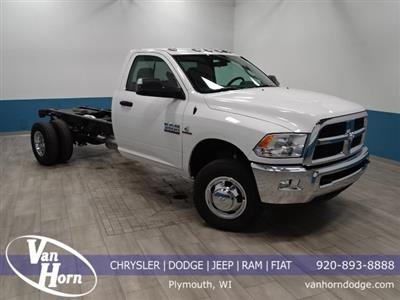 2018 Ram 3500 Regular Cab DRW 4x4 Cab Chassis #B206369N - photo 1