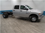 2018 Ram 3500 Crew Cab DRW 4x4, Cab Chassis #B206376N - photo 4