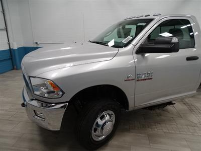 2018 Ram 3500 Regular Cab DRW 4x4,  Cab Chassis #B206425N - photo 10