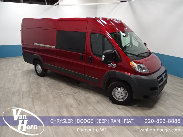 2018 ProMaster 3500 High Roof,  Empty Cargo Van #B206441N - photo 1