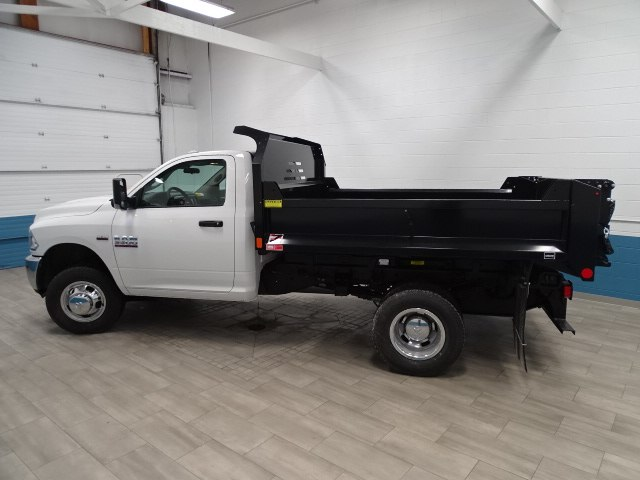 2018 Ram 3500 Regular Cab DRW 4x4, Dump Body #B206442N - photo 6