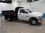2018 Ram 3500 Regular Cab DRW 4x4, Dump Body #B206442N - photo 4
