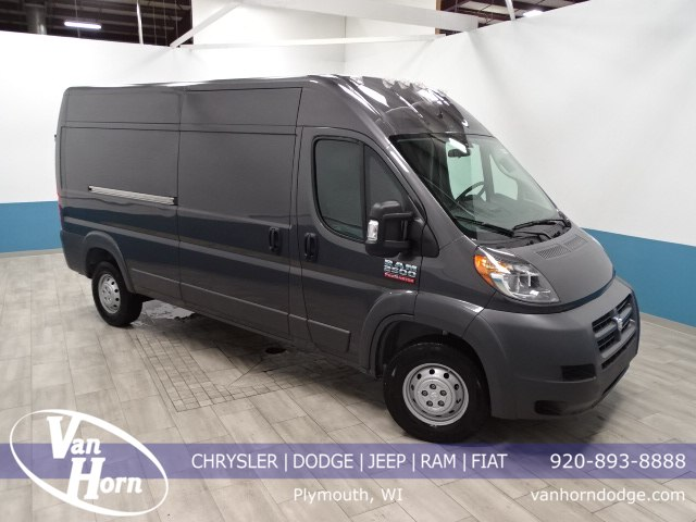 2018 ProMaster 2500 High Roof 4x2,  Empty Cargo Van #B206464N - photo 1