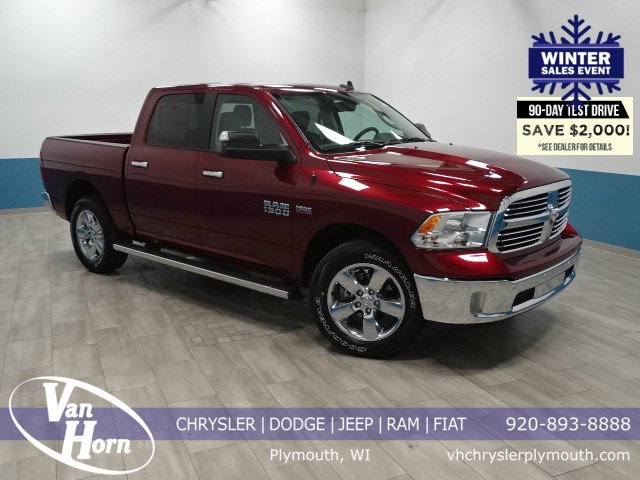 2018 Ram 1500 Crew Cab 4x4, Pickup #B206474N - photo 1