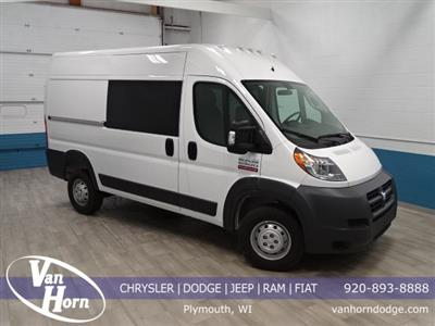 2018 ProMaster 1500 High Roof FWD,  Empty Cargo Van #B206480N - photo 1