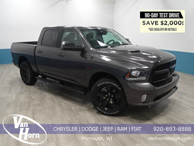 2018 Ram 1500 Crew Cab 4x4 Pickup #B206498N - photo 1