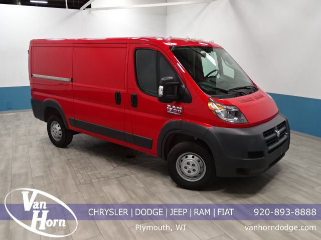 2018 ProMaster 1500 Standard Roof, Cargo Van #B206762N - photo 1