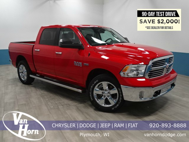 2018 Ram 1500 Crew Cab 4x4, Pickup #B206784N - photo 1