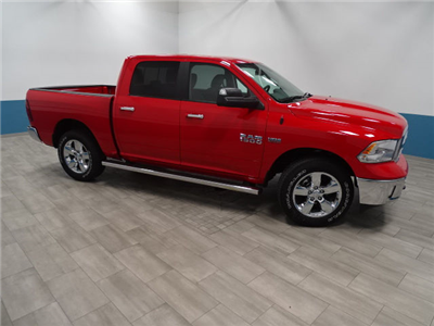 2018 Ram 1500 Crew Cab 4x4, Pickup #B206784N - photo 7