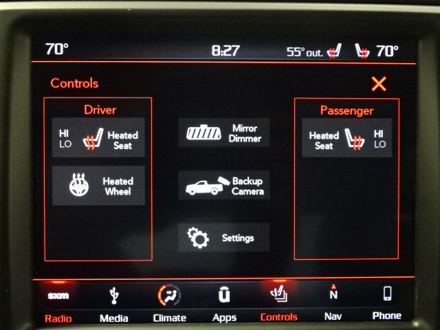 2018 Ram 1500 Crew Cab 4x4, Pickup #B206788N - photo 4