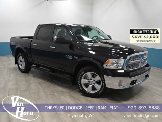 2018 Ram 1500 Crew Cab 4x4, Pickup #B206788N - photo 1