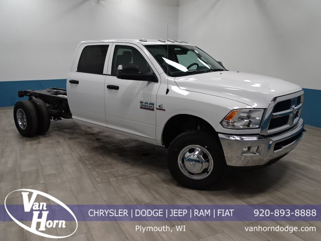 2018 Ram 3500 Crew Cab DRW 4x4,  Cab Chassis #B206801N - photo 1