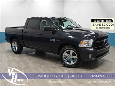 2018 Ram 1500 Crew Cab 4x4,  Pickup #B206850N - photo 1