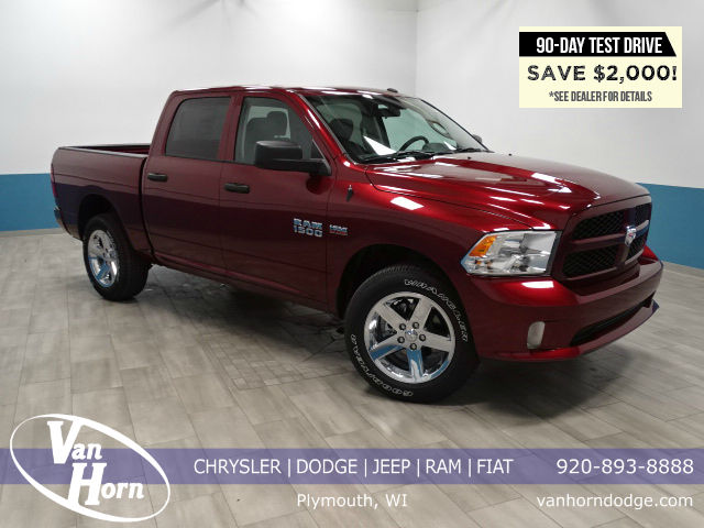 2018 Ram 1500 Crew Cab 4x4 Pickup #B206851N - photo 1