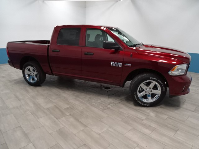 2018 Ram 1500 Crew Cab 4x4 Pickup #B206851N - photo 5