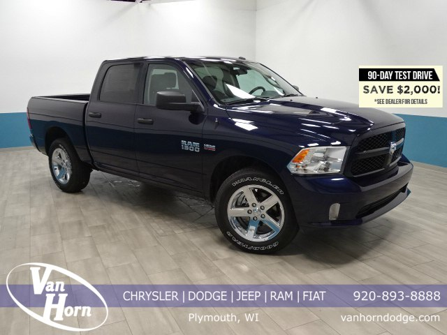 2018 Ram 1500 Crew Cab 4x4, Pickup #B206852N - photo 1