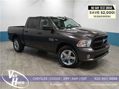 2018 Ram 1500 Crew Cab 4x4 Pickup #B207031N - photo 1