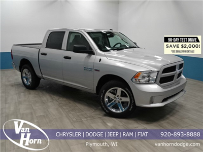 2018 Ram 1500 Crew Cab 4x4,  Pickup #B207081N - photo 1