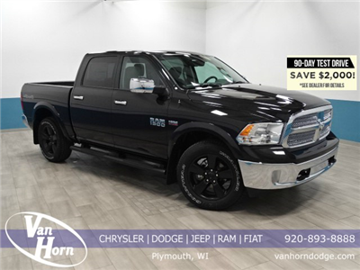 2018 Ram 1500 Crew Cab 4x4, Pickup #B207091N - photo 1