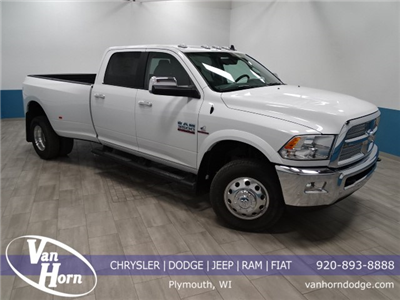 2018 Ram 3500 Crew Cab DRW 4x4,  Pickup #B207332N - photo 1