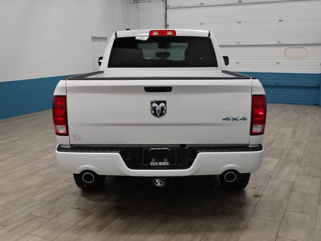 2018 Ram 1500 Quad Cab 4x4, Pickup #B207434N - photo 2