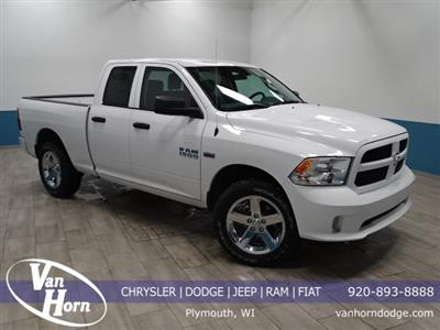 2018 Ram 1500 Quad Cab 4x4, Pickup #B207434N - photo 1