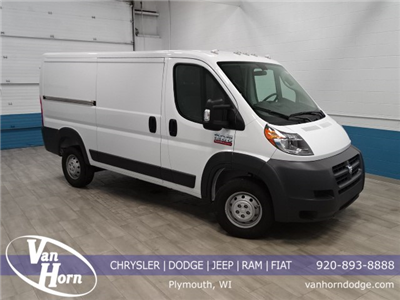 2018 ProMaster 1500 Standard Roof FWD,  Empty Cargo Van #B207597N - photo 1