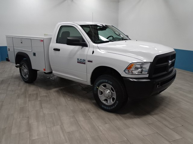 2018 Ram 2500 Regular Cab 4x4, Service Body #B207703N - photo 12