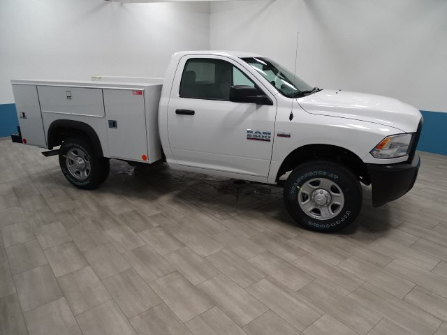 2018 Ram 2500 Regular Cab 4x4, Service Body #B207703N - photo 6