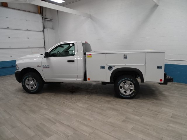 2018 Ram 2500 Regular Cab 4x4, Service Body #B207703N - photo 8