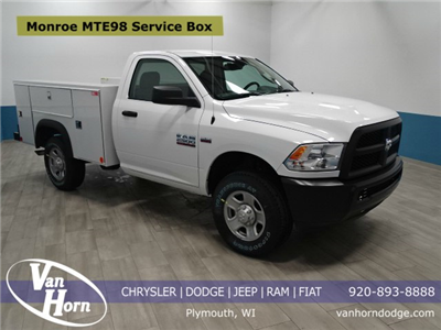 2018 Ram 2500 Regular Cab 4x4,  Monroe MSS II Service Body #B207703N - photo 1