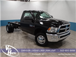 2018 Ram 3500 Regular Cab DRW 4x4,  Cab Chassis #B207832N - photo 1