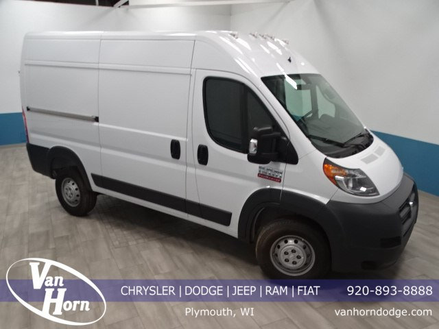 2018 ProMaster 1500 High Roof 4x2,  Empty Cargo Van #B207875N - photo 1