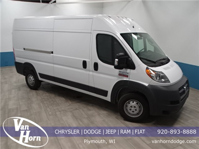 2018 ProMaster 2500 High Roof 4x2,  Empty Cargo Van #B207970N - photo 1