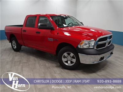 2018 Ram 1500 Crew Cab 4x4,  Pickup #B208096N - photo 1