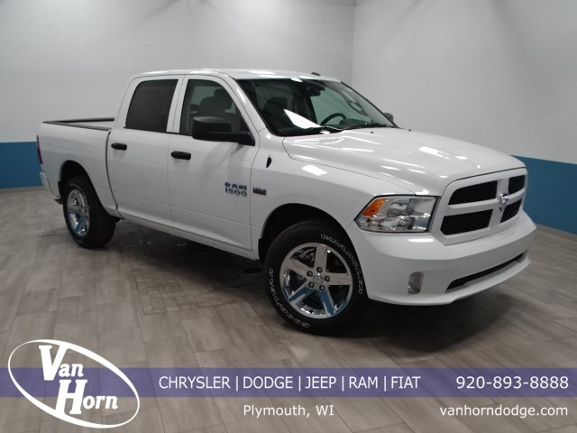 2018 Ram 1500 Crew Cab 4x4,  Pickup #B208110N - photo 1