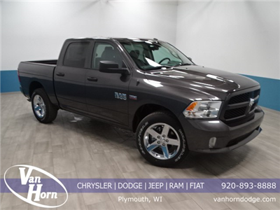 2018 Ram 1500 Crew Cab 4x4,  Pickup #B208164N - photo 1