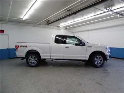 2018 F-150 Super Cab 4x4 Pickup #K110709N - photo 7