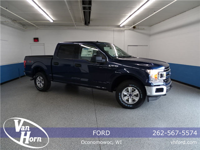 2018 F-150 Crew Cab 4x4 Pickup #K110711N - photo 1