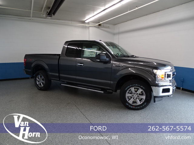 2018 F-150 Super Cab 4x4 Pickup #K110714N - photo 1