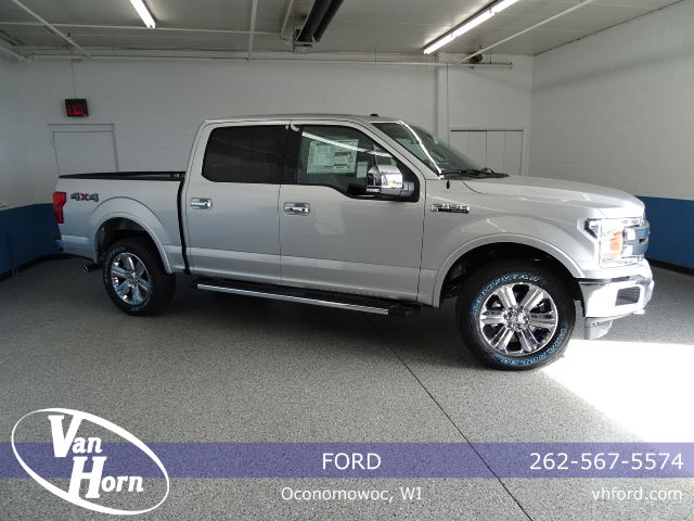 2018 F-150 Crew Cab 4x4 Pickup #K110719N - photo 1
