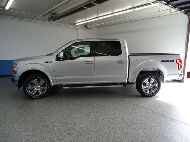 2018 F-150 Crew Cab 4x4 Pickup #K110719N - photo 11