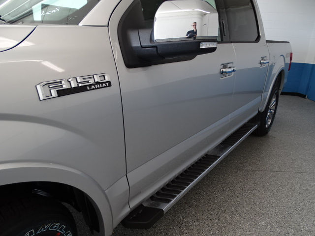 2018 F-150 Crew Cab 4x4 Pickup #K110719N - photo 16