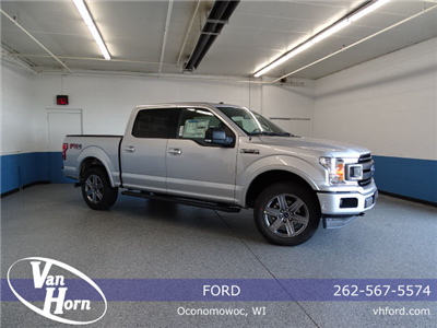 2018 F-150 Crew Cab 4x4 Pickup #K111854N - photo 1