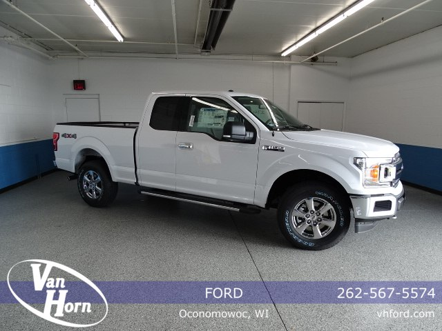 2018 F-150 Super Cab 4x4 Pickup #K111914N - photo 1