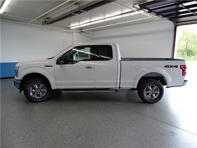 2018 F-150 Super Cab 4x4 Pickup #K111914N - photo 8