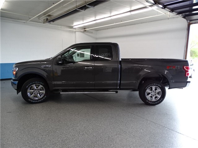 2018 F-150 Super Cab 4x4 Pickup #K111922N - photo 9