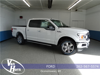2018 F-150 Crew Cab 4x4 Pickup #K111960N - photo 1